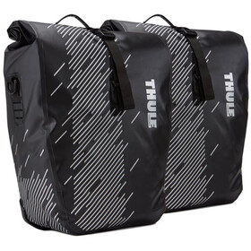 Thule Shield Bike Pannier Large black